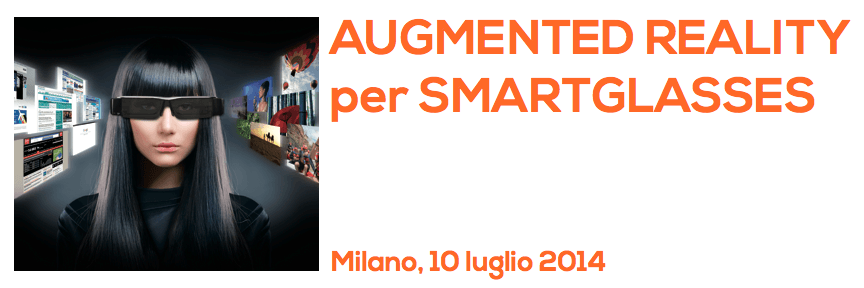 Workshop - Augmented Reality for Smart Glasses