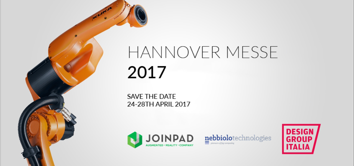 JoinPad @ Hannover Messe 2017