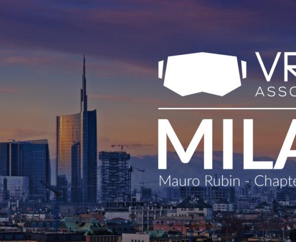 Mauro Rubin Milan's Chapter President of VRARA