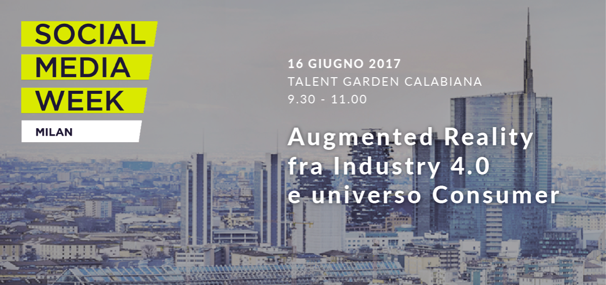 Augmented Reality workshop @ Social Media Week 2017