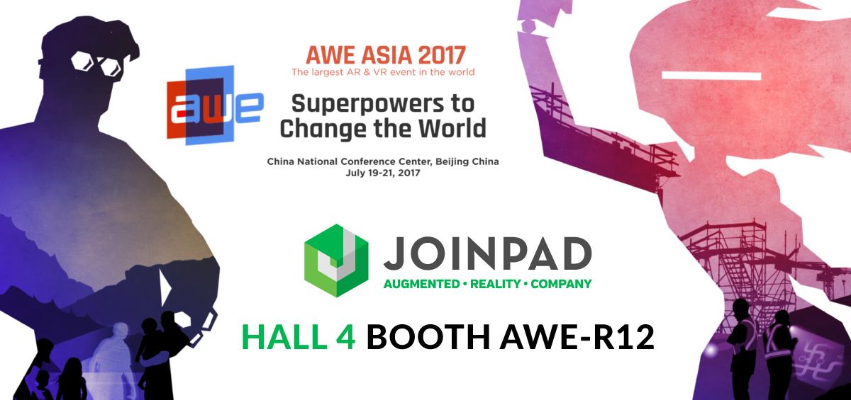 Augmented World Expo Asia 2017