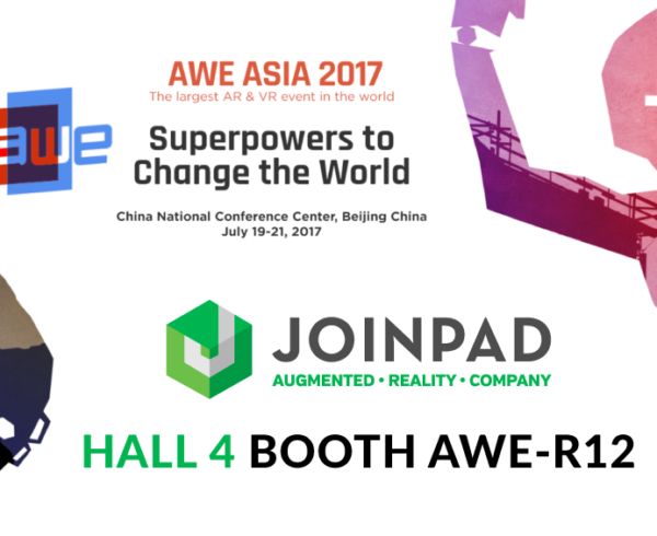 Augmented World Expo Asia 2017