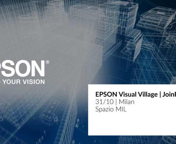 EPSON Visual Village | JoinPad