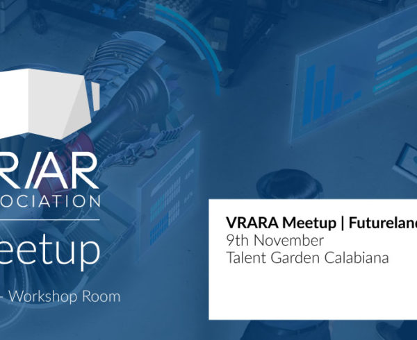 VRARA Meetup | Futureland
