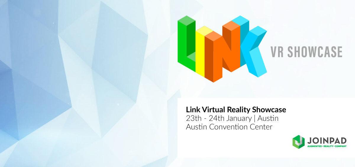 Link Virtual Reality Showcase