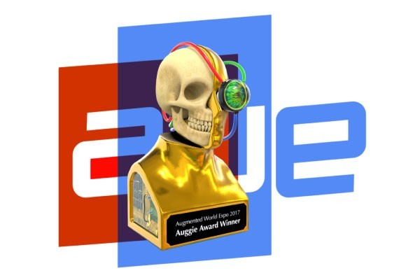 JoinPad received the Auggie Award during Augmented World expo in Beijing