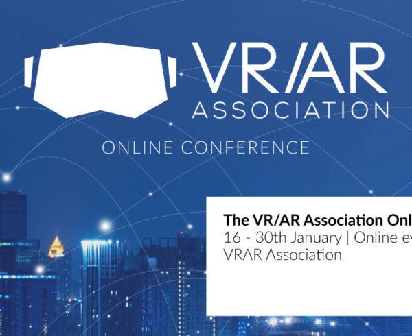 The VR/AR Association Online Conference