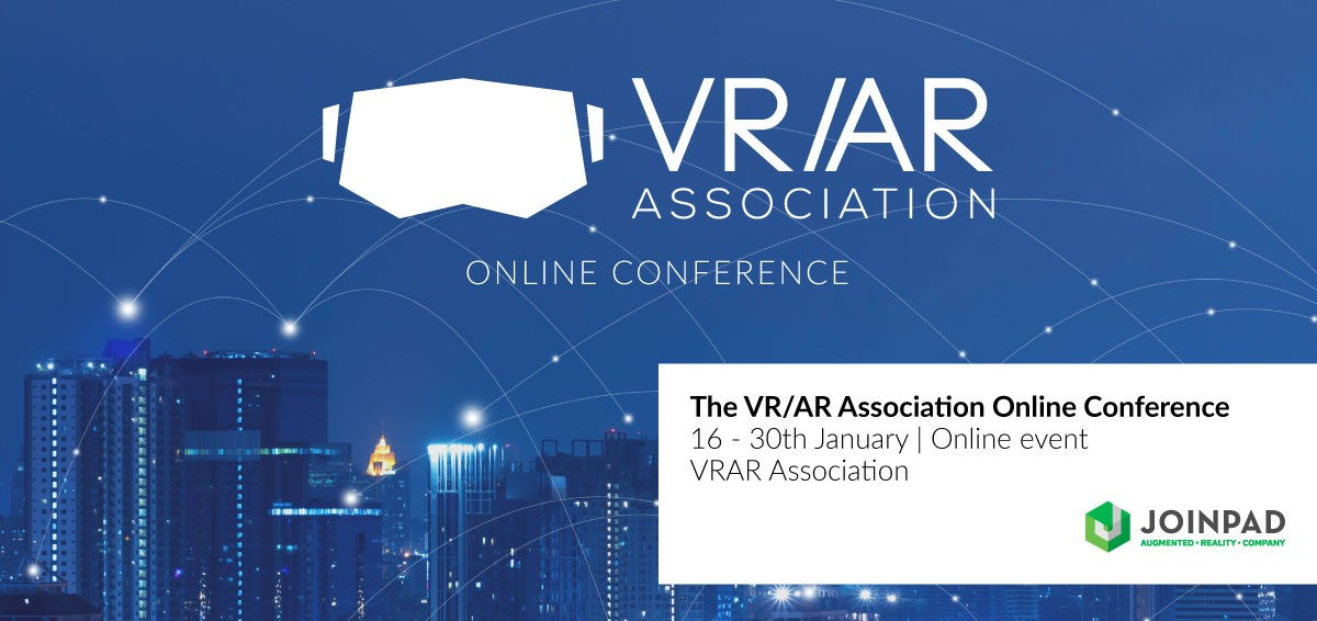 The VR/AR Association Online Conference | JoinPad