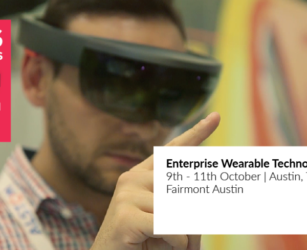 JoinPad attends Enterprise wearable technology summit