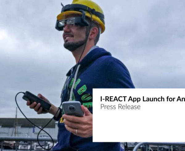 I React application launch for Android