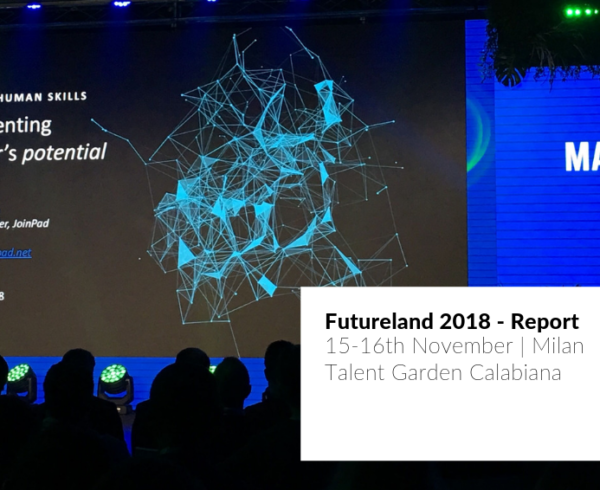 Augmenting workers potential speech at Futureland