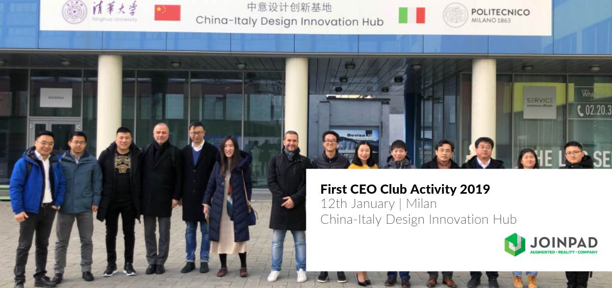 First CEO Club Activity 2019