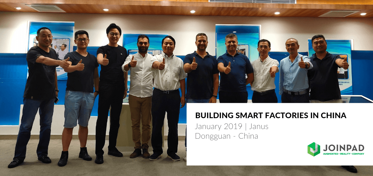 Building Smart Factories in China