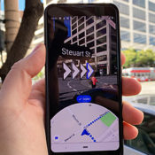 State of the ART newsletter by JoinPad Augmented Reality Company on Google AR Maps