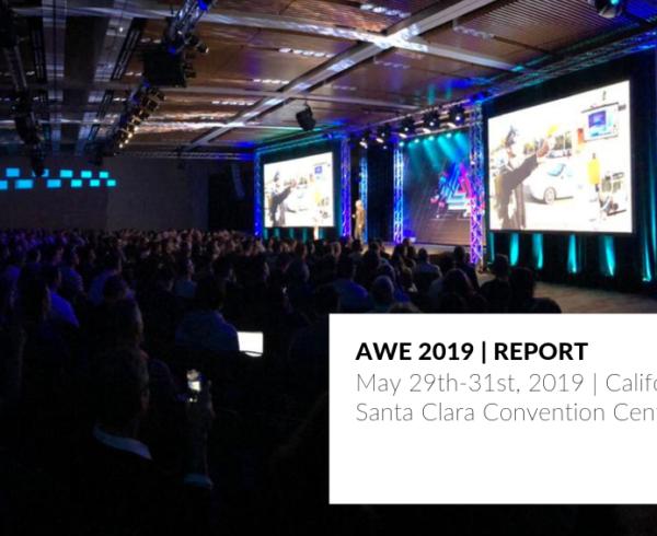 AWE 2019 Report