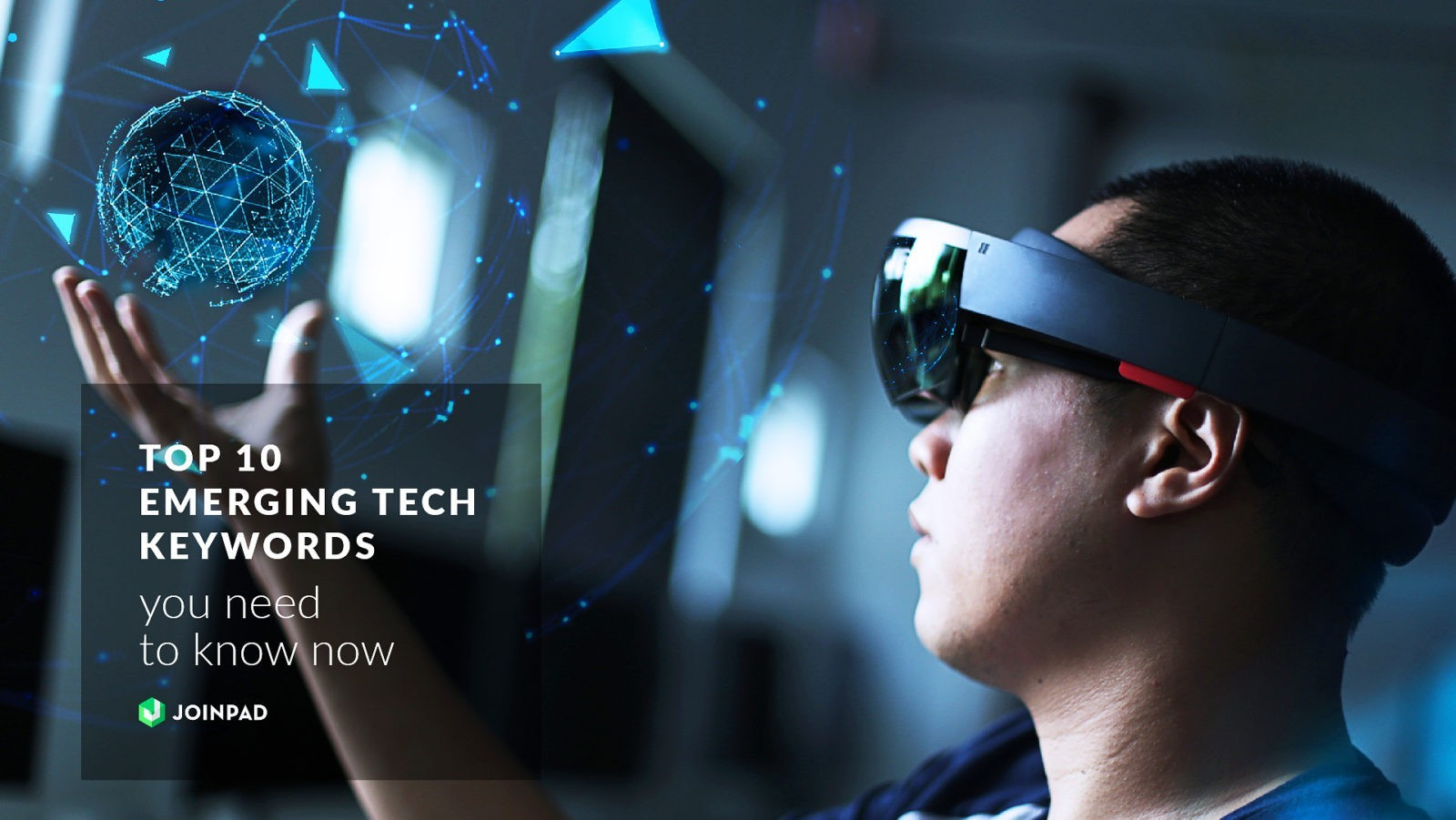 Cover emerging technologies article