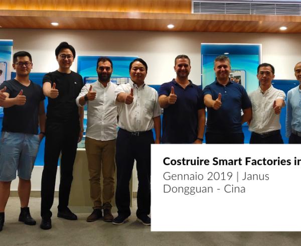 Cover post articolo sulle smart factories in Cina