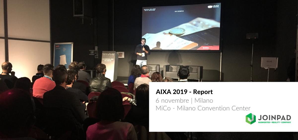 Evento AIXA 2019 a Milano Fiera
