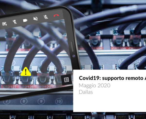 Cover news Supporto Remoto in Realtà Aumentata di JoinPad con use case CommScope
