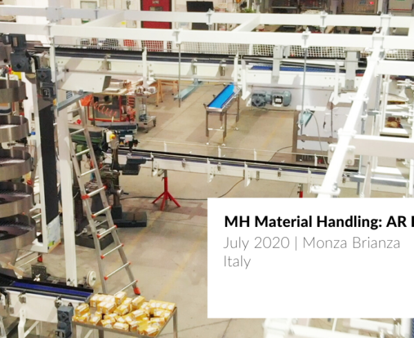 cover news MH material handling use case augmented reality remote assistance