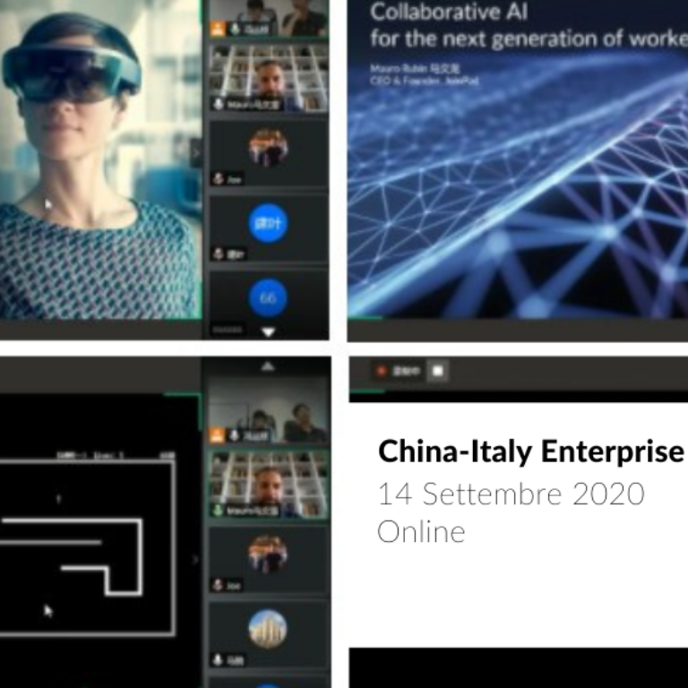 cover China Italy Enterprise Exchange Conference