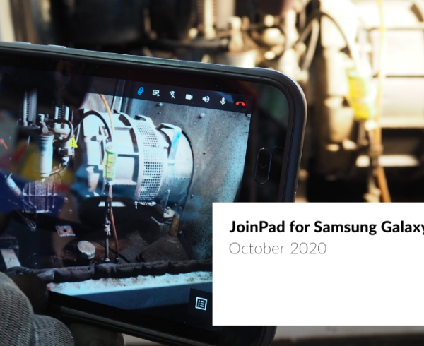 cover JoinPad Augmented Reality app for Samsung Tab Active 3