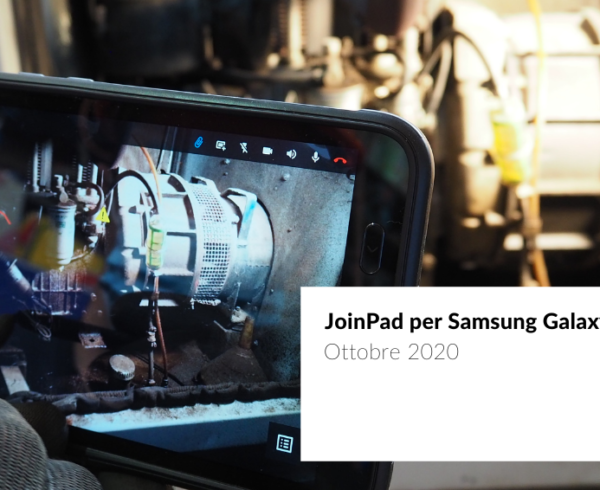cover JoinPad app realtà aumentata su Samsung Galaxy Tab Active 3