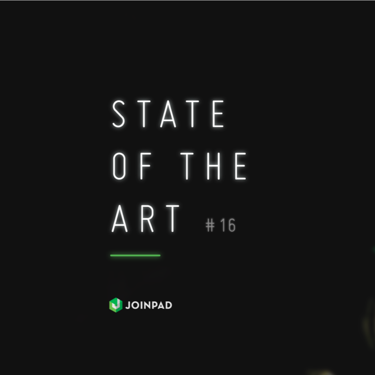 cover newsletter state of the ARt 16