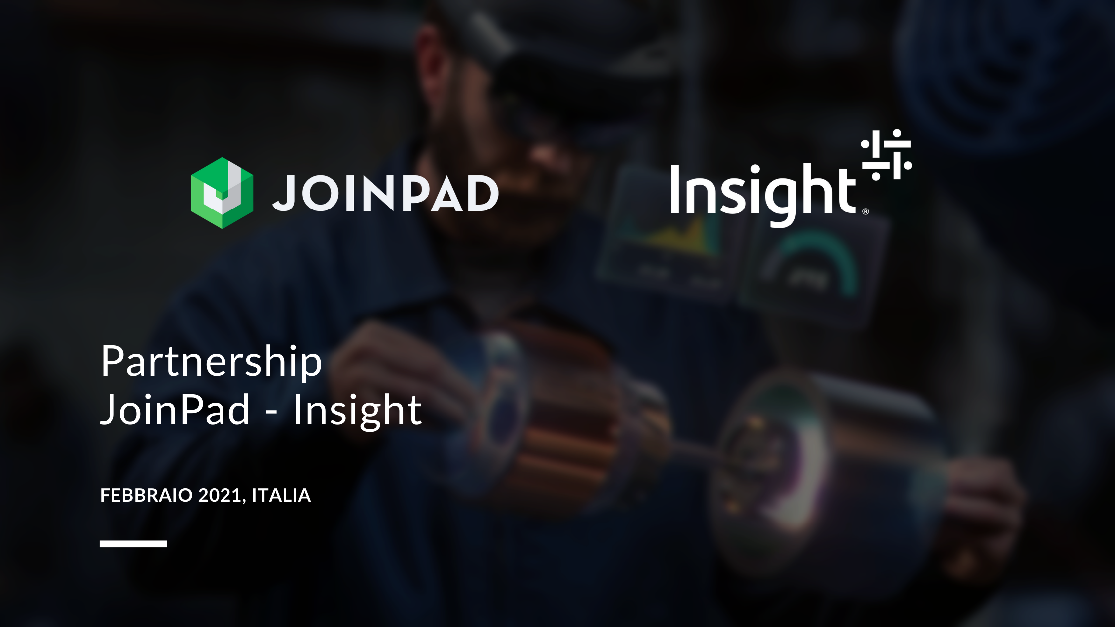 cover articolo partnership joinpad e insight italiano