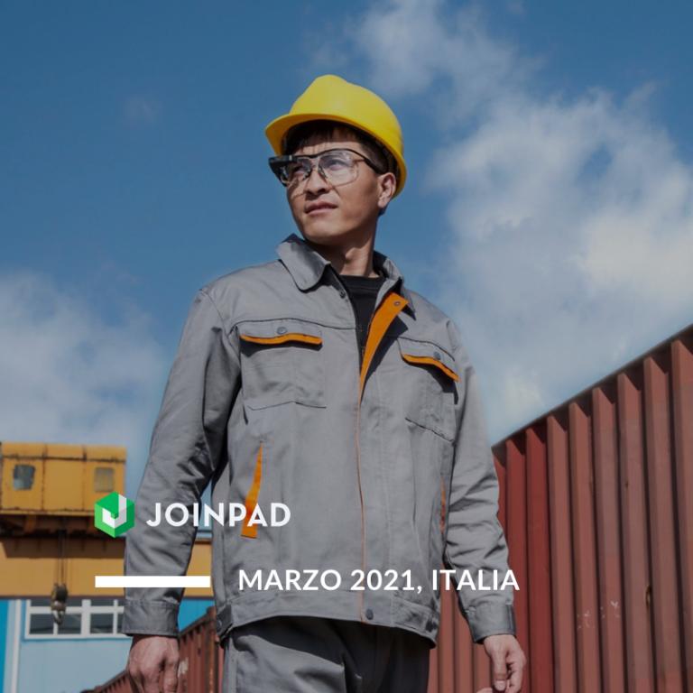 cover comunicato stampa alleanza PwC e JoinPad iot e realtà aumentata piccola