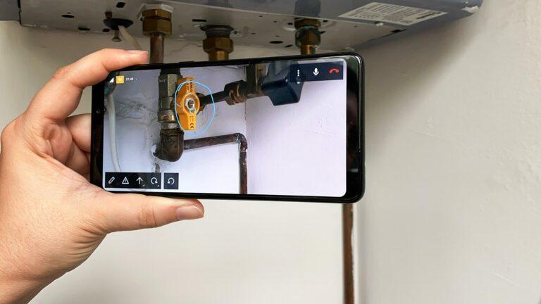 widget AR smart assistance app